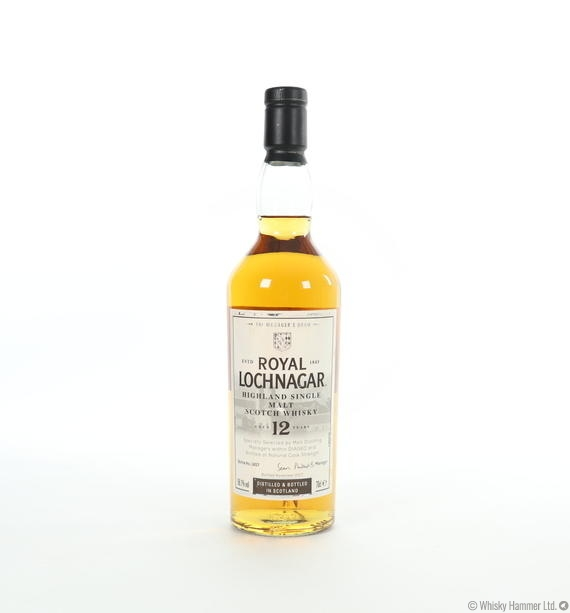 Royal Lochnagar - 12 Year Old (2017, Manager's Dram)
