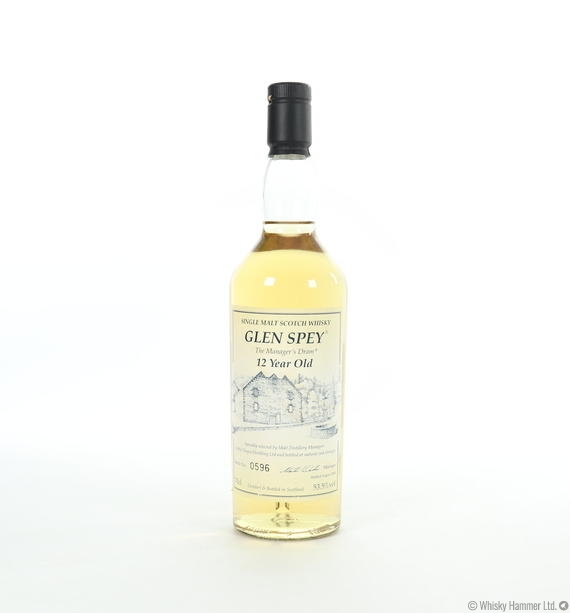 Glen Spey - 12 Year Old (Manager's Dram)