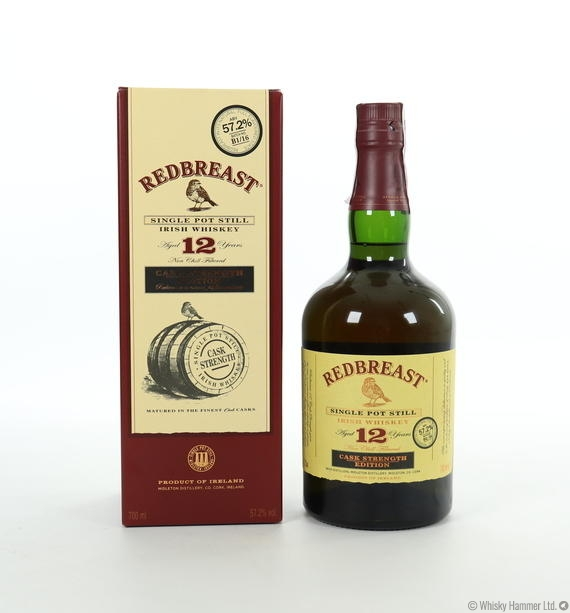 Redbreast - 12 Year Old (Cask Strength) B1/16