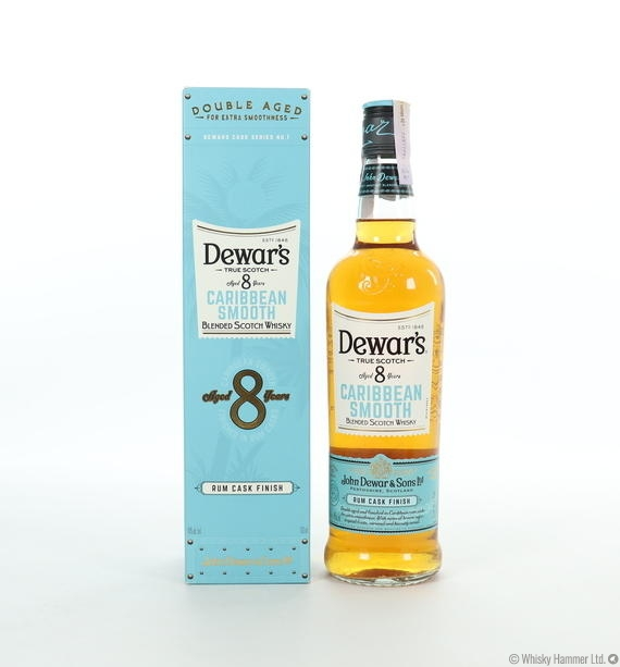 Dewar's - 8 Year Old (Caribbean Smooth) Auction
