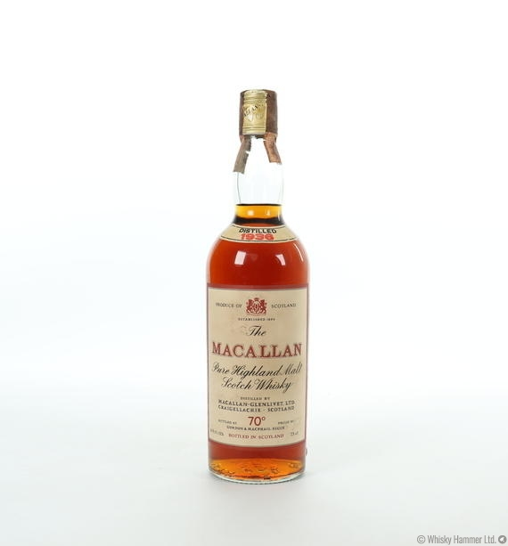 Macallan - 1936 (Gordon and MacPhail)