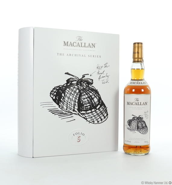 Macallan - The Archival Series - Folio 5