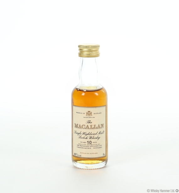 Macallan - 10 Year Old (5cl)