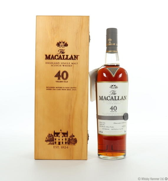 Macallan - 40 Year Old (2017 Edition)