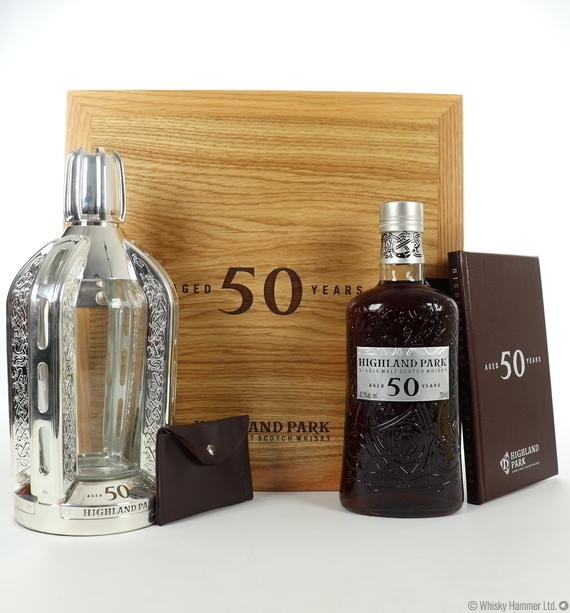 Highland Park - 50 Year Old (75cl)