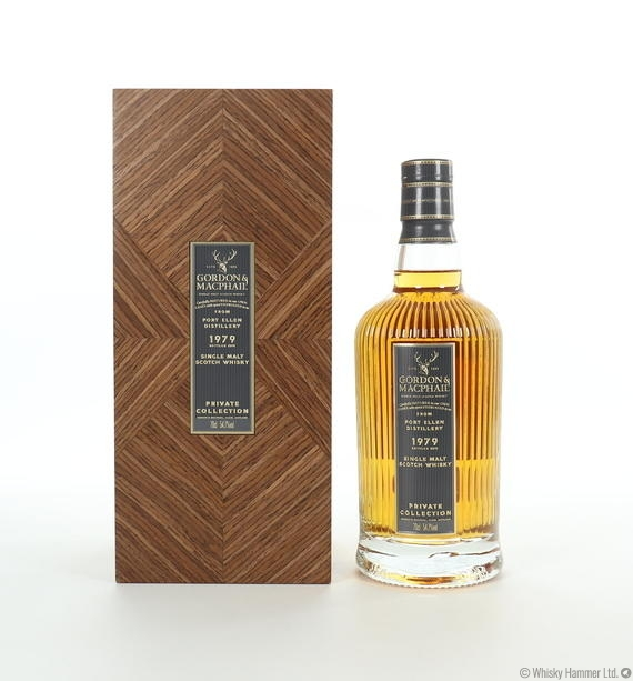 Port Ellen - 40 Year Old (1979) Gordon & MacPhail