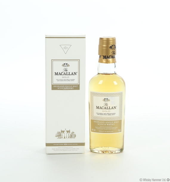 Macallan - Gold (1824 Series) 5cl