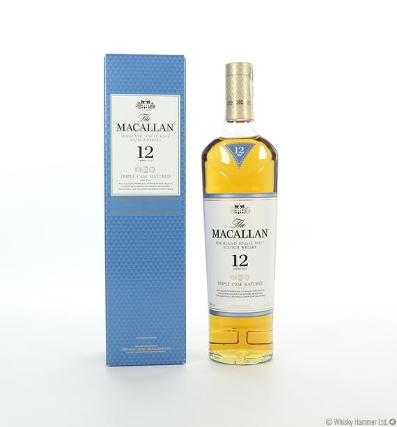 Macallan - 12 Year Old (Fine Oak, Triple Cask)