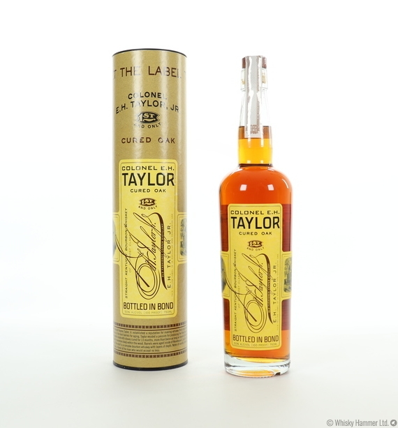 Colonel EH Taylor - Cured Oak (75cl)