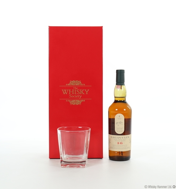Lagavulin - 16 Year Old (Gift Set) 20cl