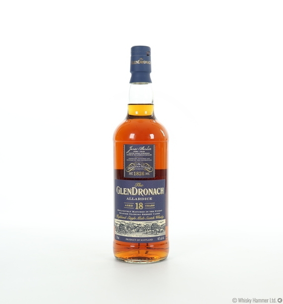 Glendronach - 18 Year Old (Allardice) 75cl
