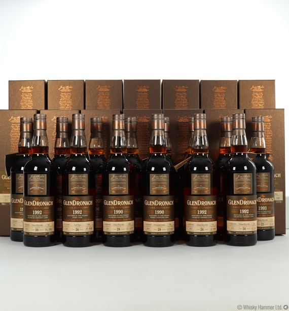 Glendronach - Batch 17 (Full Collection)