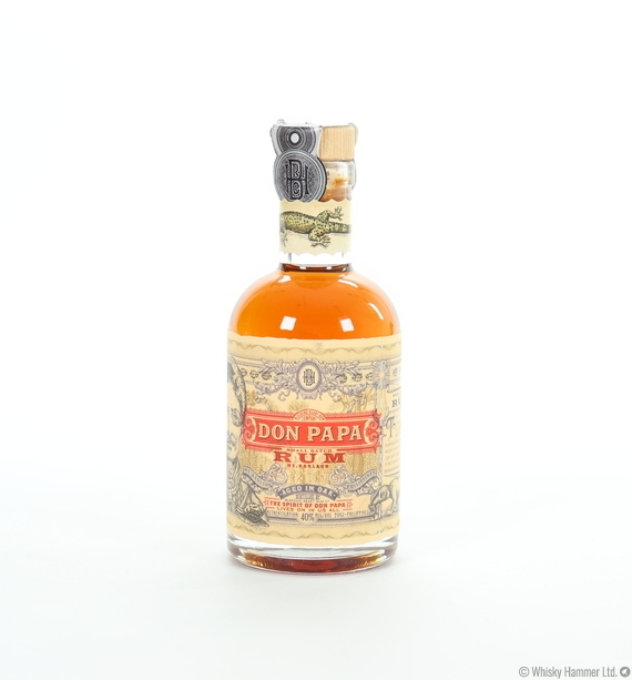 Don Papa Rum - 7 Year Old (Small Batch) 20cl
