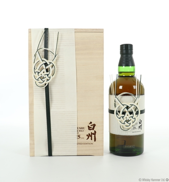 Hakushu - 25 Year Old (Limited Edition)