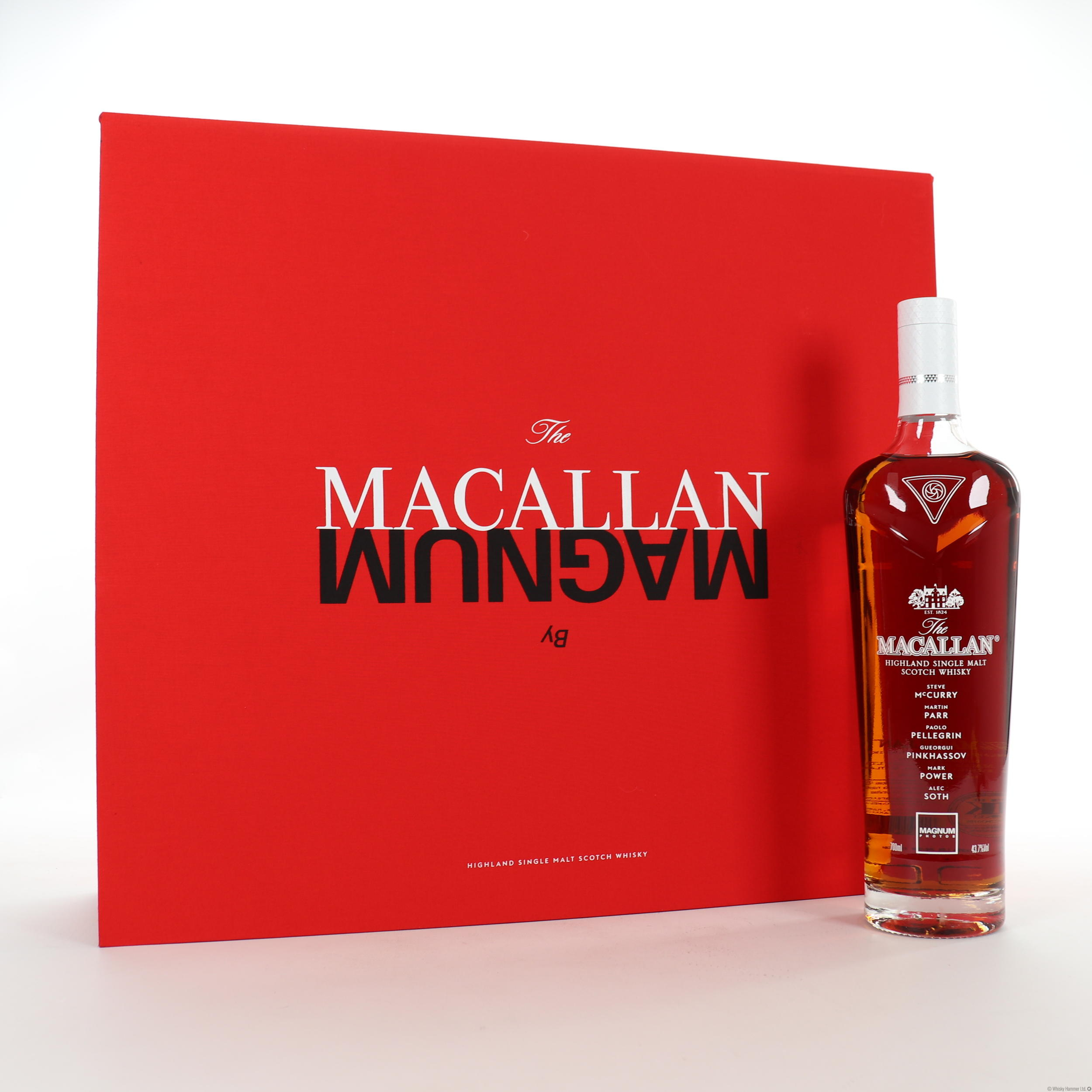 Macallan - Masters of Photography (Magnum Edition)