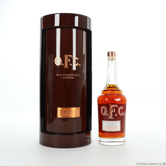 Buffalo Trace - 1993 (25 Year Old) OFC (Old Fashioned Copper) 75cl