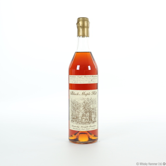 Black Maple Hill - 21 Year Old (Premium Single Barrel Bourbon) 75cl