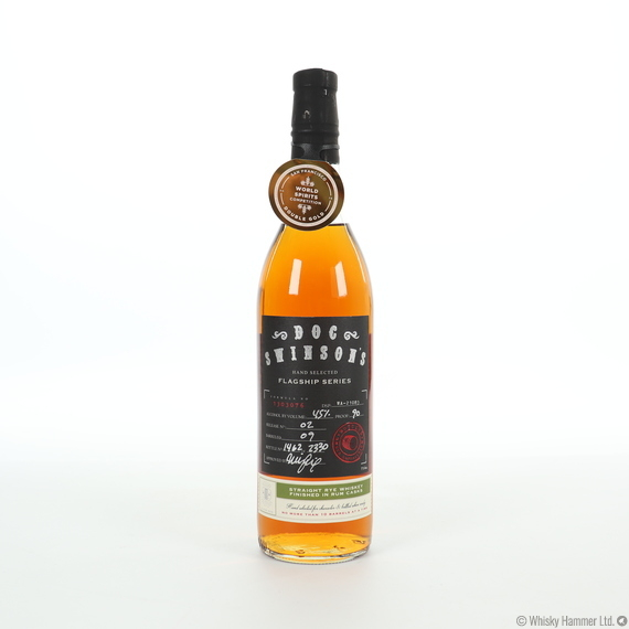 Doc Swinson's - Flagship Series (Release No.2) 75cl