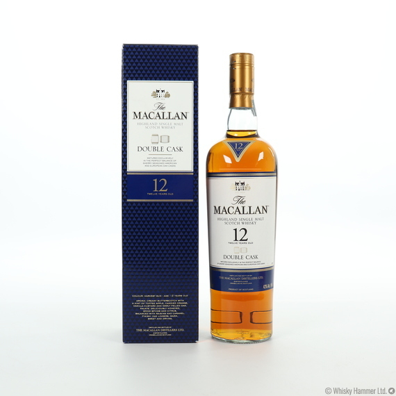 Macallan - 12 Year Old (Double Cask) 75cl