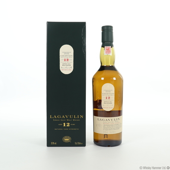 Lagavulin - 12 Year Old (2002) Limited Edition