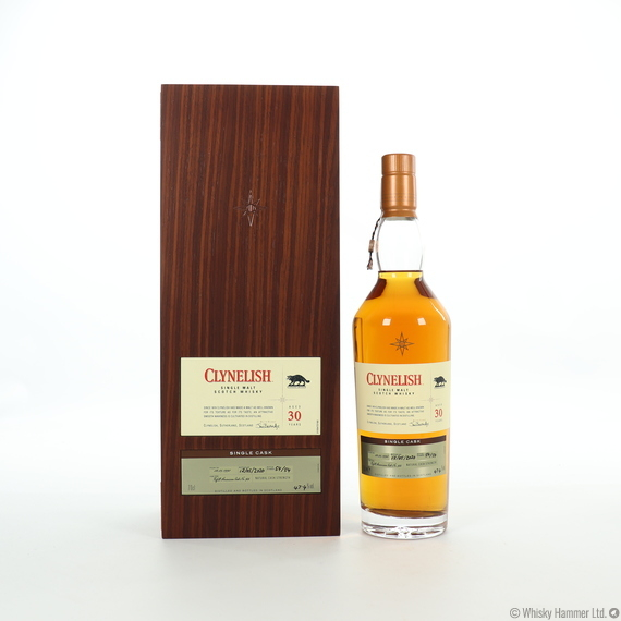 Clynelish - 30 Year Old (1990) Casks Of Distinction #3656