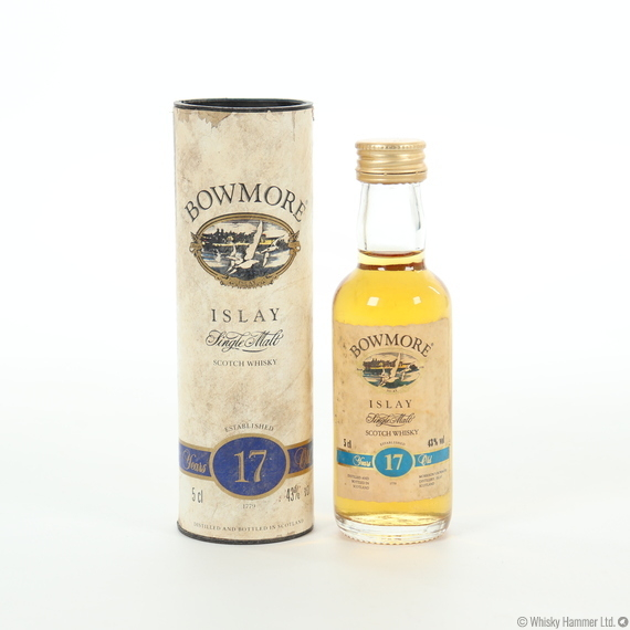 Bowmore - 17 Year Old (5cl)