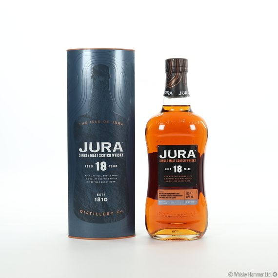 Jura - 18 Year Old (Red Wine Finish)