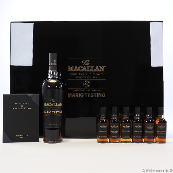 Macallan - Masters of Photography (Mario Testino)