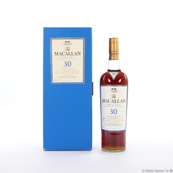 Macallan - 30 Year Old (Sherry Oak) 75cl