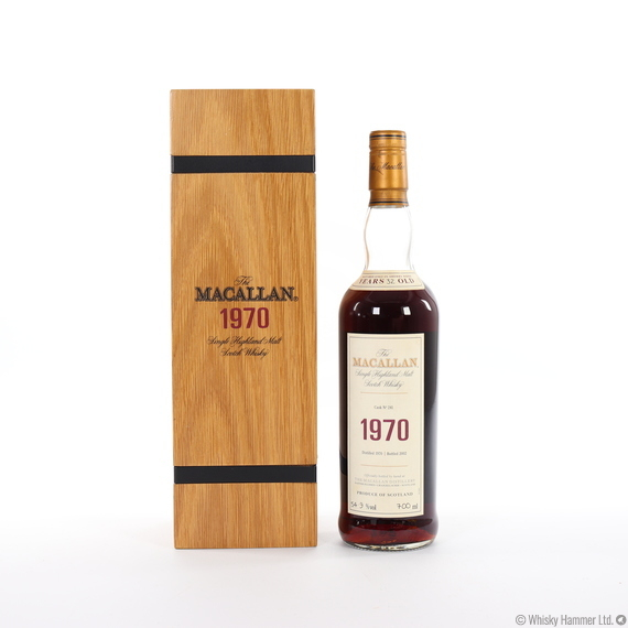Macallan - 32 Year Old (1970 Fine and Rare)