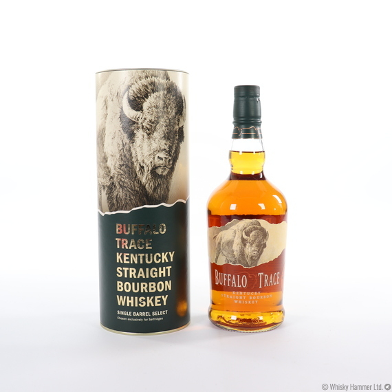 Buffalo Trace - Single Barrel Select (Selfridges Exclusive)