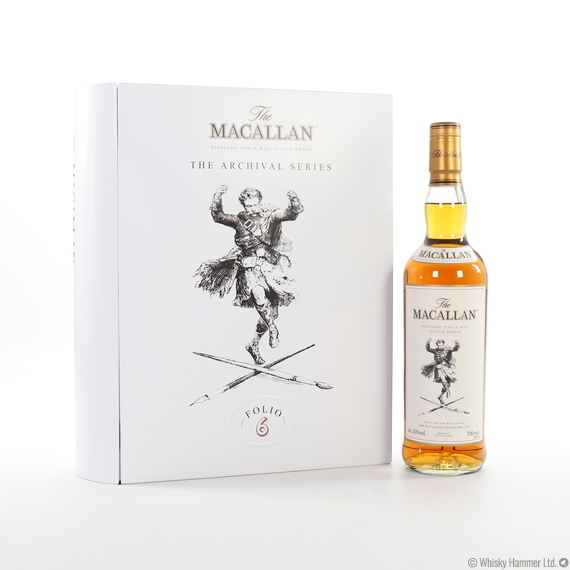 Macallan - The Archival Series - Folio 6