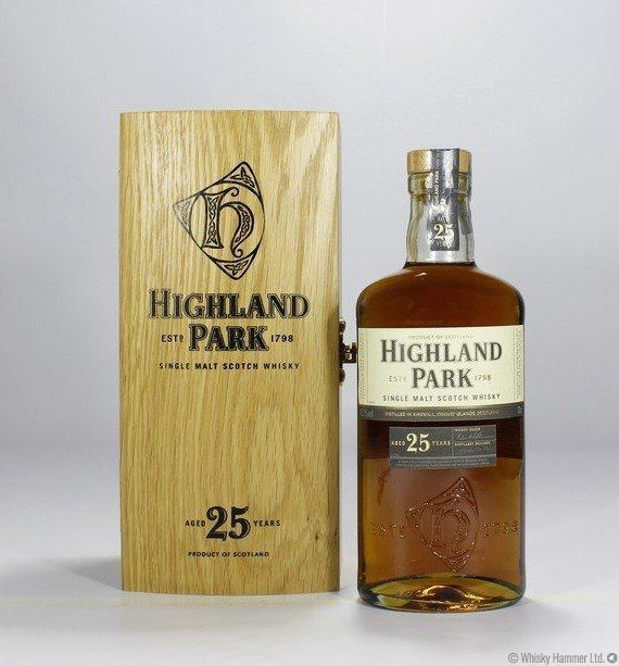 946b3cfb510 Highland Park - 25 Year Old Thumbnail