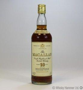 Macallan - 10 Year Old (1970s)