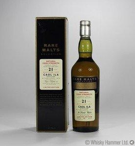 Caol Ila - 21 Year Old (Rare Malts 1977)