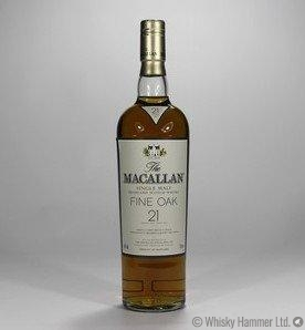 Macallan - 21 Year Old Fine Oak