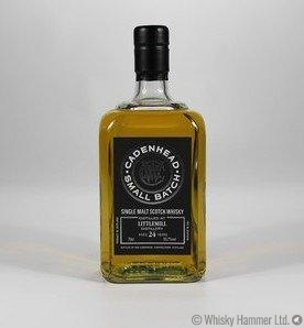 Littlemill - 24 Year Old 1990 (Cadenhead's)