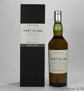 Port Ellen - 28 Year Old (1979) 7th Release