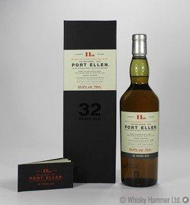Port Ellen - 32 Year Old (1979) 11th Release