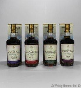Macallan - Travel Series (Full Set 4x 50cl)