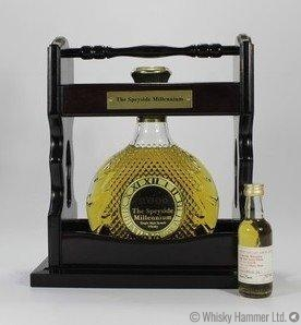 Speyside Millenium - Crystal Decanter in Tantalus