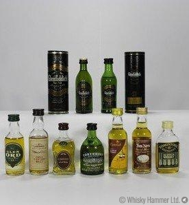 Single Malt Miniatures (9 x 5cl) Thumbnail
