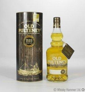 Old Pulteney - 1989 Vintage (Limited Edition) Thumbnail