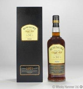 Bowmore - 34 Year Old (1971)