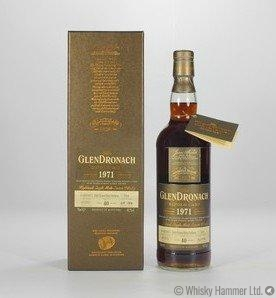 Glendronach - 40 Year Old (1971) Single Cask #1436