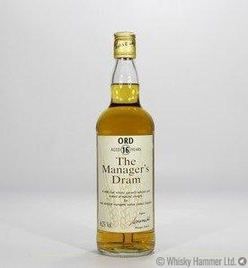 Glen Ord - 16 Year Old (Manager's Dram)