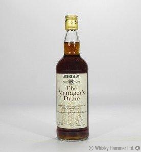 Aberfeldy - 19 Year Old (Manager's Dram)