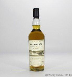 Auchroisk - 16 Year Old (Manager's Dram)