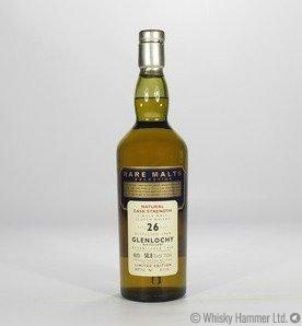 Glenlochy - 26 Year Old (Rare Malts 1969)
