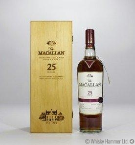 Macallan - 25 Year Old (Sherry Oak)